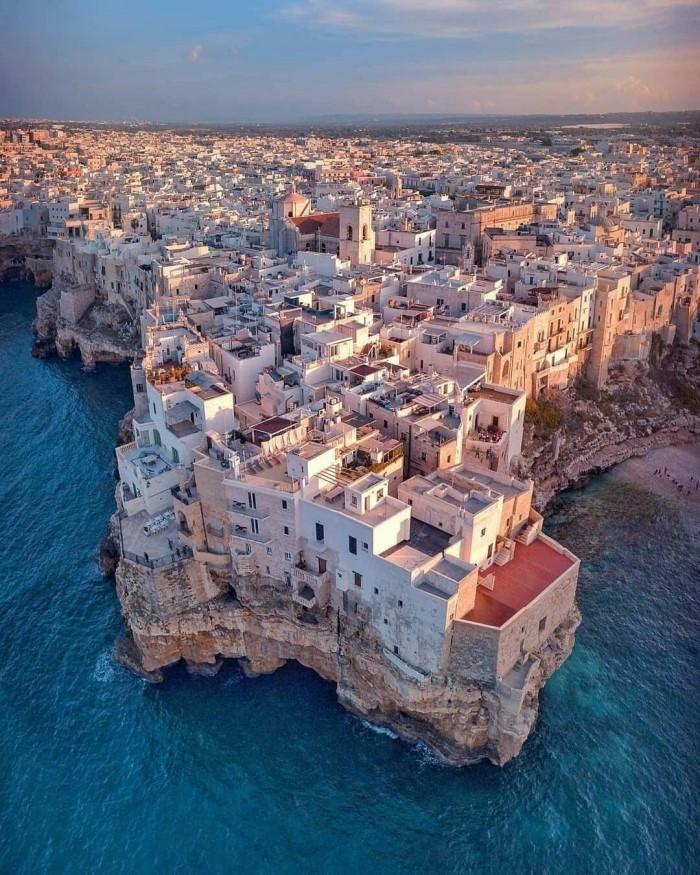 cidades mais baratas da Itália Bari