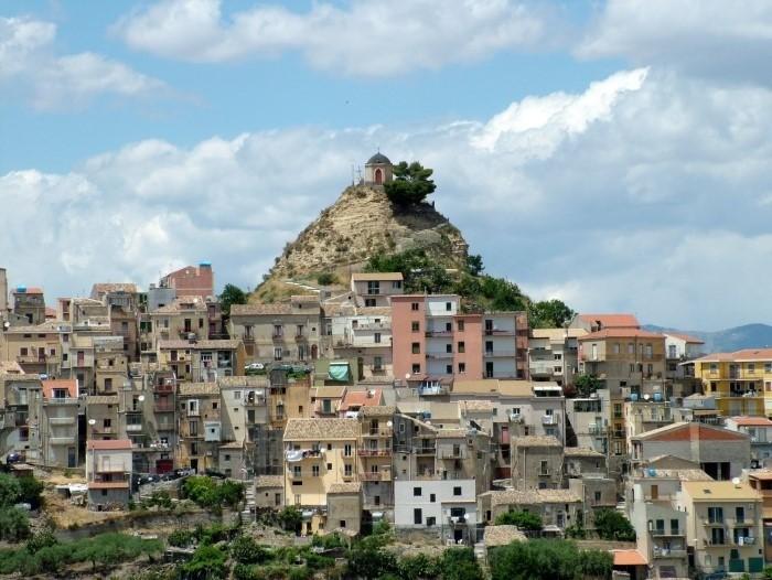 cidades mais baratas da Itália Enna